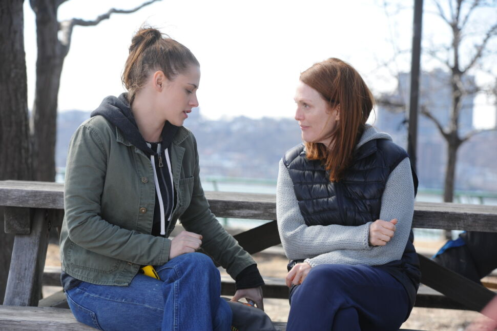 Kristen Stewart i Julianne Moore