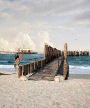 Do hotelu na Zatoce Gdańskiej mógłby prowadzić pomost
