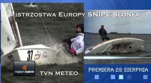 Mistrzostwa Europy Seniorów w klasie Słonka (zapowiedź)