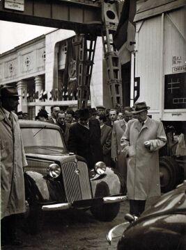W 1955 r. IFA nie wzbudziła u Cyrankiewicza takiego zachwytu, jak 12 lat później jaguar