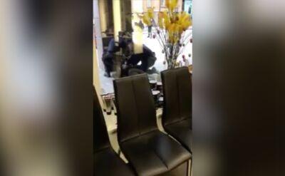 Aresztowanie w Sztokholmie po tragicznych wydarzeniach w mieście