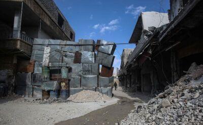 """Ofiary broni chemicznej w Syrii. """"Rosjanie próbują odciągnąć uwagę"""""""