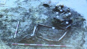 Kolejne szczątki znalezione na Westerplatte.