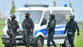 Niemiecka policja zabezpieczyła Halle po ataku pod synagogą