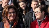 Kidawa-Błońska: wierzymy, że te wybory mogąodsunąć PiS od władzy