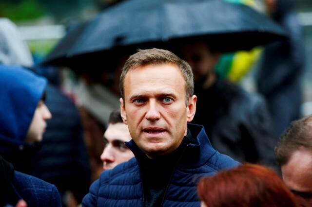 Ktoś wysłał fundacji Nawalnego pieniądze z zagranicy.