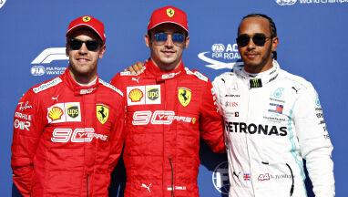 Hamilton: nie mam wątpliwości, że mógłbym zmienić Ferrari na lepsze