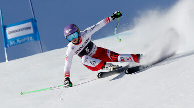 Mistrzyni olimpijska opuści początek sezonu.