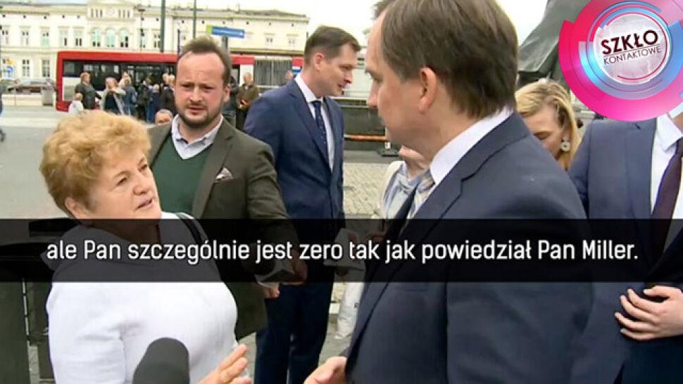 Konfrontacja z Ziobrą zwyciężyła. Najciekawsze wideo tygodnia w tvn24.pl