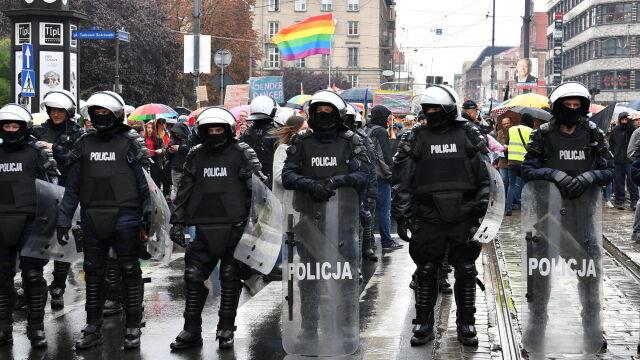Areszt dla 41-latka, który z nożami szedł na uczestników Marszu Równości
