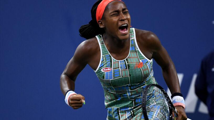 """Pierwszy tytuł dla 15-letniej Coco Gauff. """"Oglądamy przyszłość tenisa"""""""