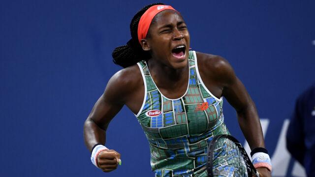 """Pierwszy tytuł WTA dla 15-letniej Amerykanki. """"Oglądamy tutaj przyszłość tenisa"""""""