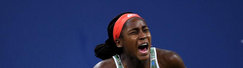 Pierwszy tytuł WTA dla 15-letniej Amerykanki.