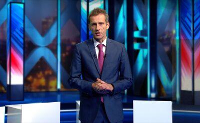 Dziś wyborcza debata. Repoter TVN24 relacjonuje przygotowania