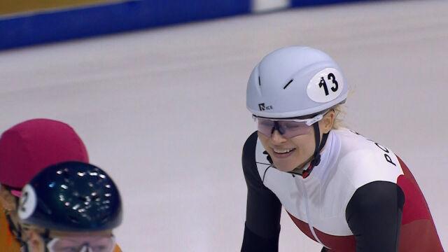 Maliszewska druga na 500 m, Schulting mistrzynią Europy