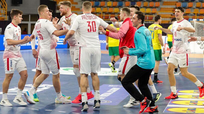 """""""Jedziemy dalej"""". Polacy dumni po wygranej z Brazylią"""