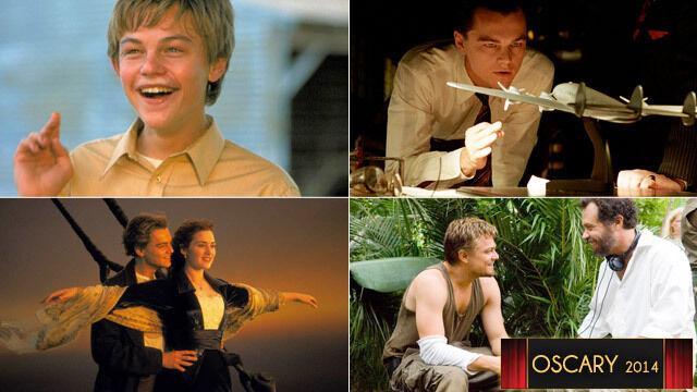 Leonardo Dicaprio do Oscara był nominoway już pięć razy