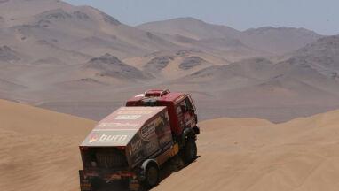 Od 27 lat w Rajdzie Dakar. W ciężarówce Epsilon Team znaleziono ok. 1,5 tony kokainy