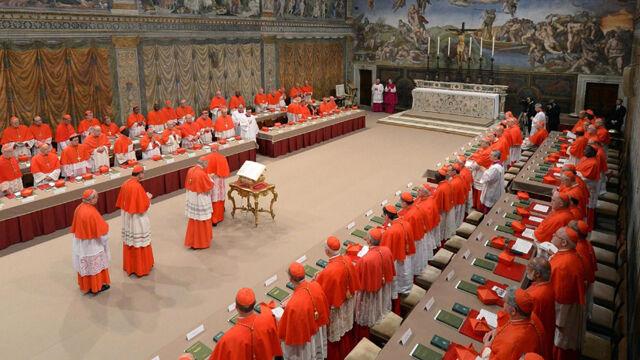 Kardynałowie uchylili rąbka tajemnicy z konklawe