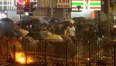 Trump podpisał ustawę o poparciu dla demonstrantów w Hongkongu