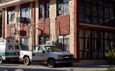 Strzelanina gangu z policją w Meksyku. Nie żyje 14 osób