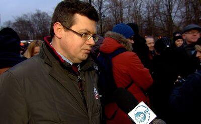 Krystian Markiewicz: władza polityczna rzuciła przeciwko sędziemu Juszczyszynowi wszystko co miała