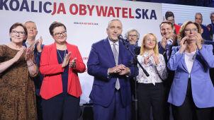 Rozstrzygnięty ostatni protest wyborczy Koalicji Obywatelskiej
