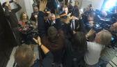 Marian Banaś pojawiś się w Sejmie. Przyjechał na posiedzenie sejmowej komisji