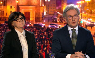 """Barbara Piwnik w """"Faktach po Faktach"""" o sprawie sędziego Pawła Juszczyszyna"""