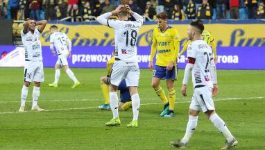 Niespodzianka w Gdyni. Lider zgubił punkty z ligowym słabeuszem