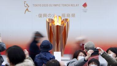 Sztafeta olimpijska nie pobiegnie, ale ogień zostanie w Japonii