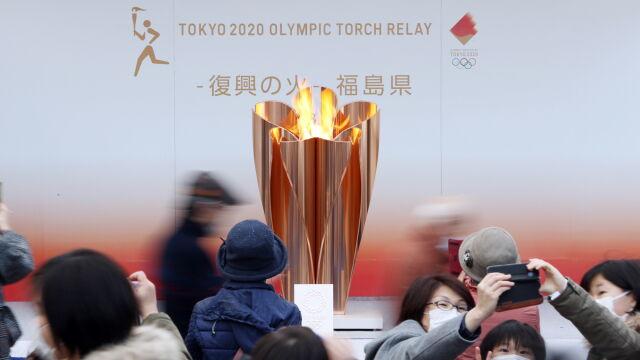 Ogień olimpijski nie ruszy w podróż po Japonii. Sztafeta anulowana