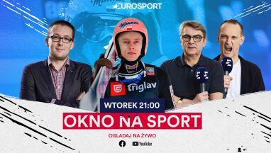 """Dawid Kubacki otworzył """"Okno na sport"""