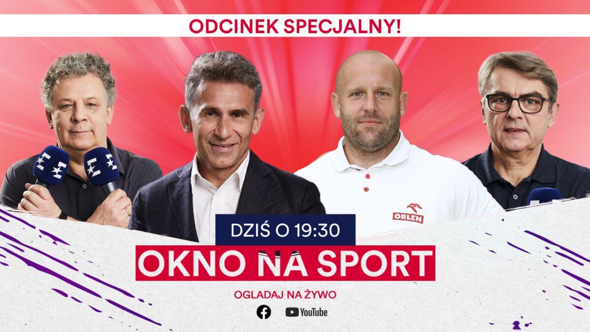 Specjalny program Eurosportu NA ŻYWO. Olimpijskie sławy o przełożeniu igrzysk