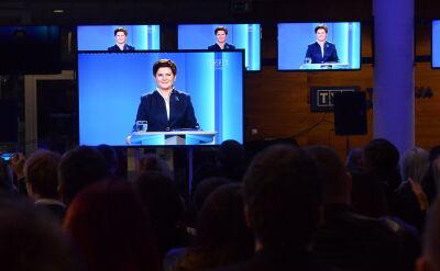Debata liderów skrócona do 40 sekund