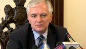 Gowin: Będzie nowela ustawy o KRS