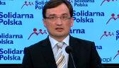 Zbigniew Ziobro chce powołania komisji śledczej