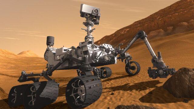 Misja Curiosity wstrzymana. Awaria komputera
