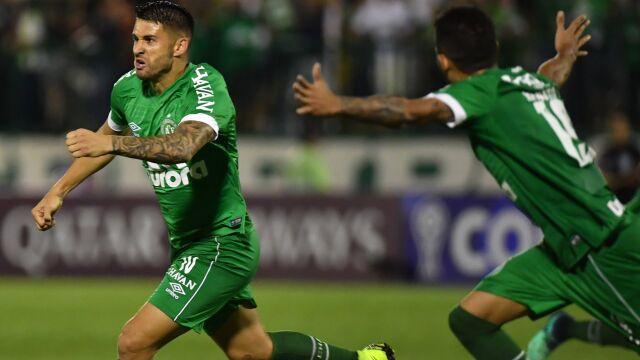 Chapecoense wraca do brazylijskiej ekstraklasy