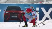 Problemy zdrowotne Szczurka podczas sprintu w Oberhofie
