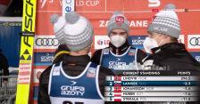 Lindvik wygrał konkurs w Zakopanem