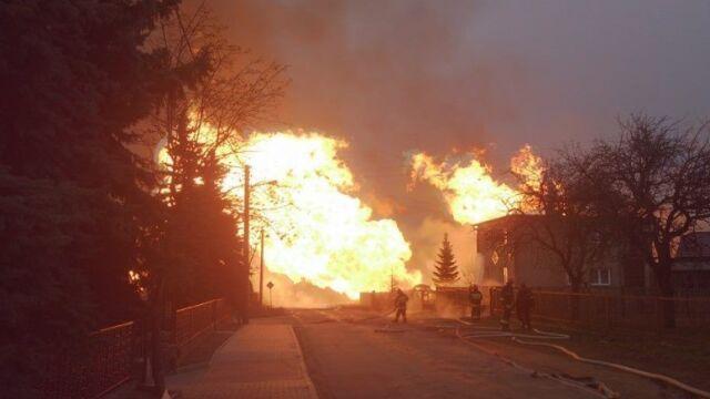 """""""Widzę, jak kolejne domy zajmuje ogień. Widok jest tragiczny"""""""