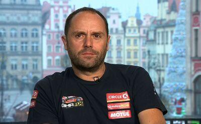 Tomasz Kuchar o powrocie Roberta Kubicy do Formuły 1