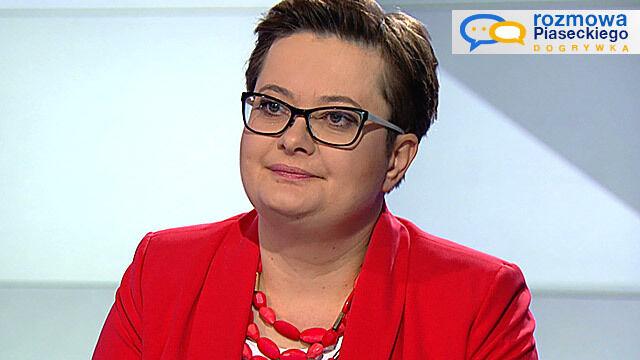 """Lubnauer w dogrywce """"Rozmowy Piaseckiego"""" o nowej partii Petru"""