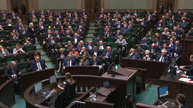 Wystarczyło kilka godzin. Sejm przegłosował nowelizację ustawy o Sądzie Najwyższym