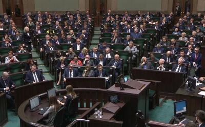 Sejm przyjął zmiany w ustawie o Sądzie Najwyższym