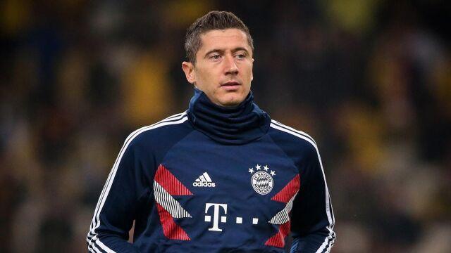 Lewandowski wrócił do treningów. Może zagrać już w weekend