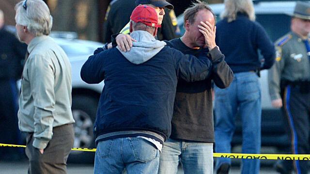 To była jedna z najbardziej tragicznych strzelanin ostatnich lat