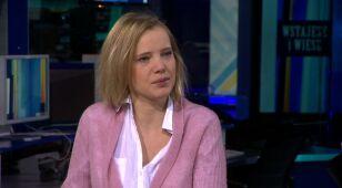 Joanna Kulig o aktorskiej przygodzie w Hollywood