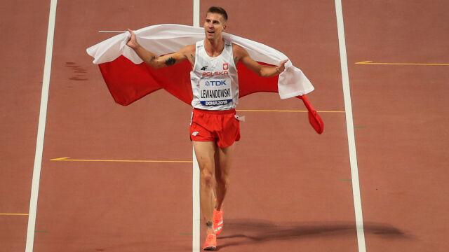 Marcin Lewandowski: Jestem jak kameleon. Dostosuję się